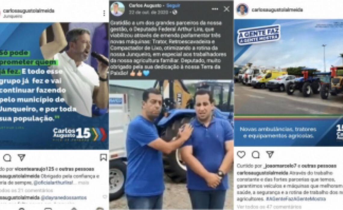Orçamento secreto de Bolsonaro: Aliado de Lira perdeu eleição para prefeito e devolveu trator