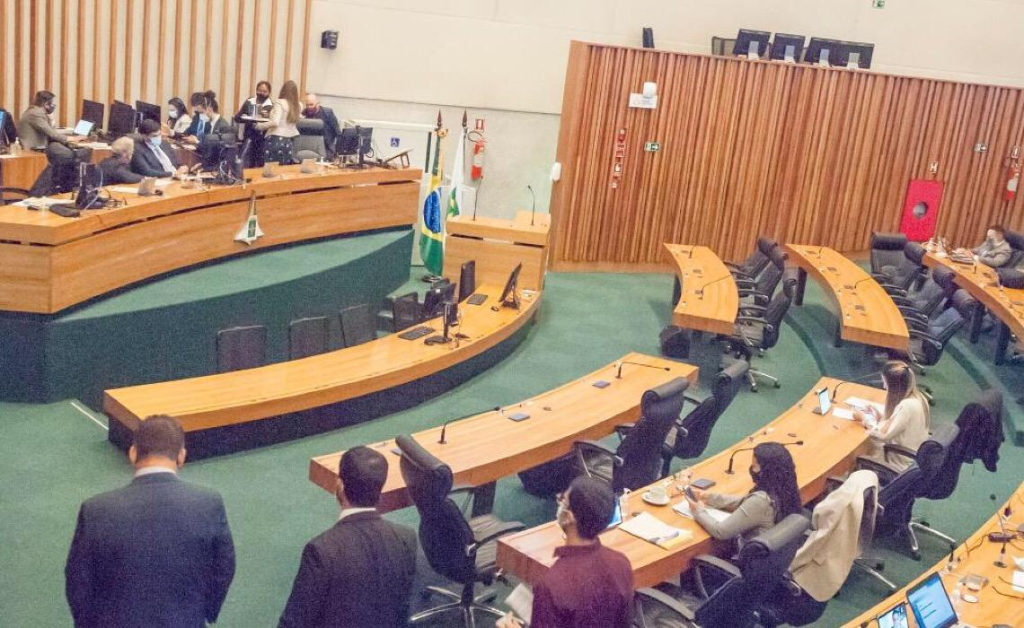 Câmara Legislativa autoriza prorrogação do estado de calamidade até o final de 2021