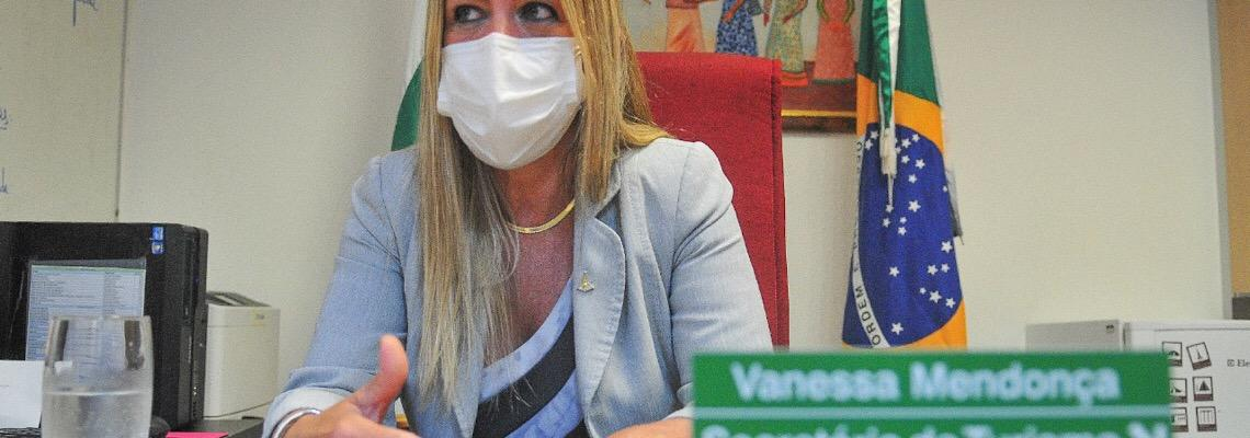 Vanessa Mendonça: 'O turismo finalmente chegou às regiões administrativas'