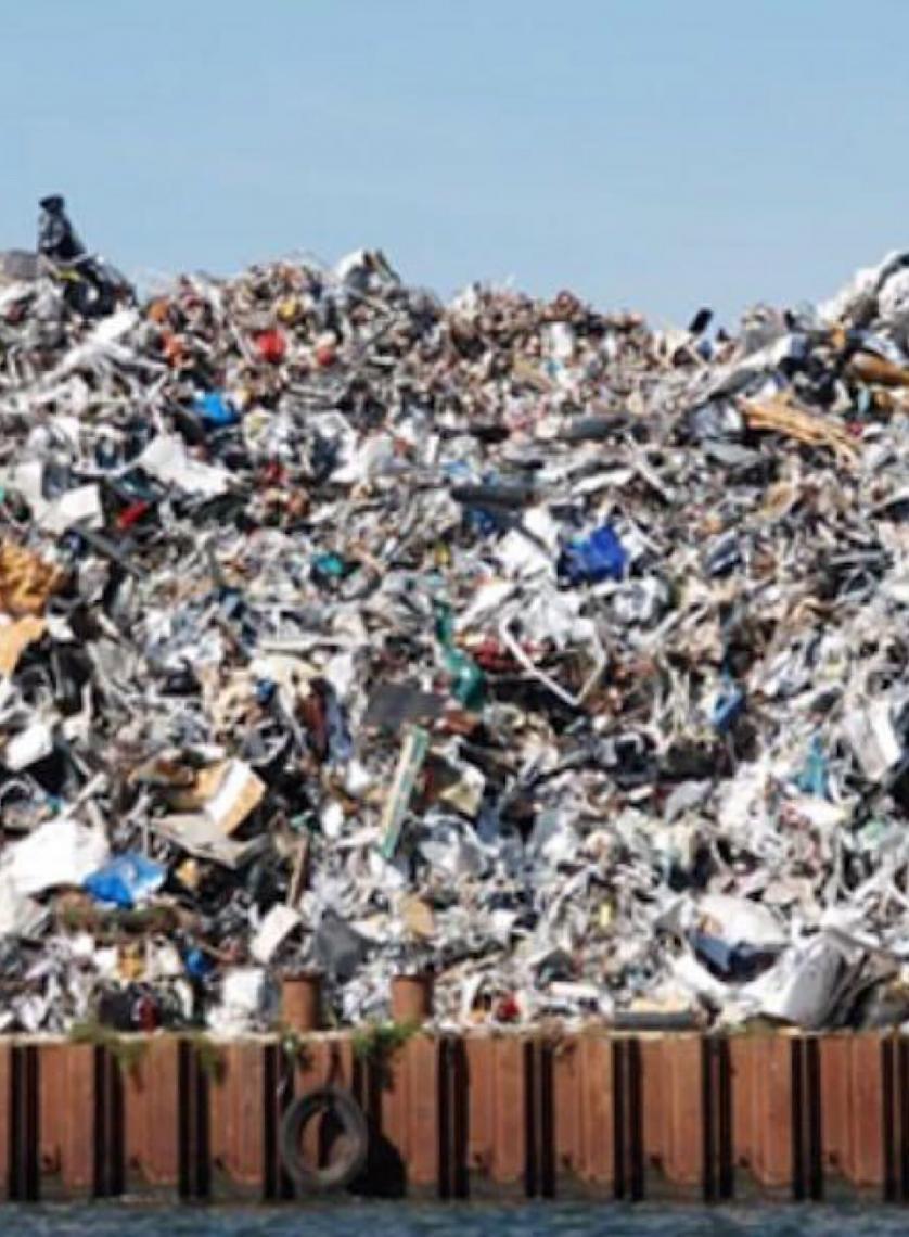 Política chinesa Green Fence e a National Swor mudam mercado de resíduos recicláveis e obrigam outros países a se reinventarem