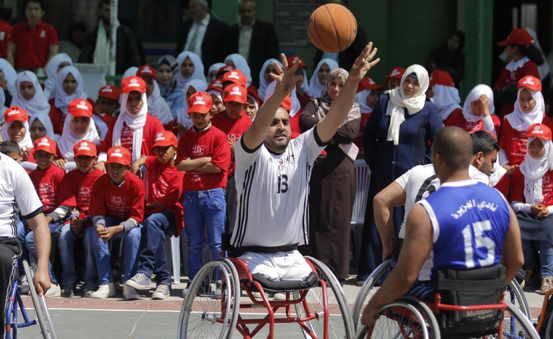 Tóquio 2020: Parceria global quer aumentar a participação de pessoas com deficiência nos esportes