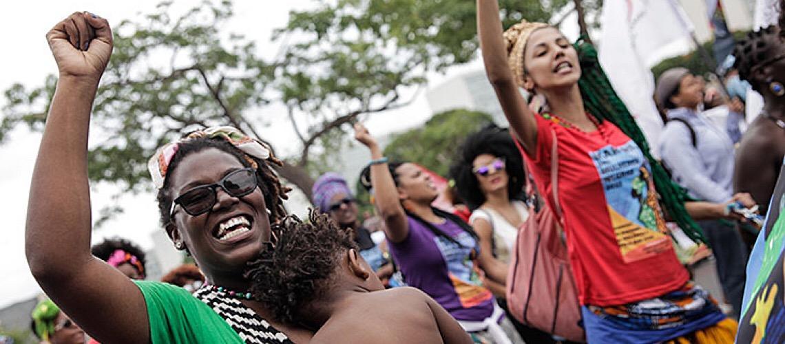 Mulheres que existem e resistem contam suas trajetórias na luta antirracista nas Américas