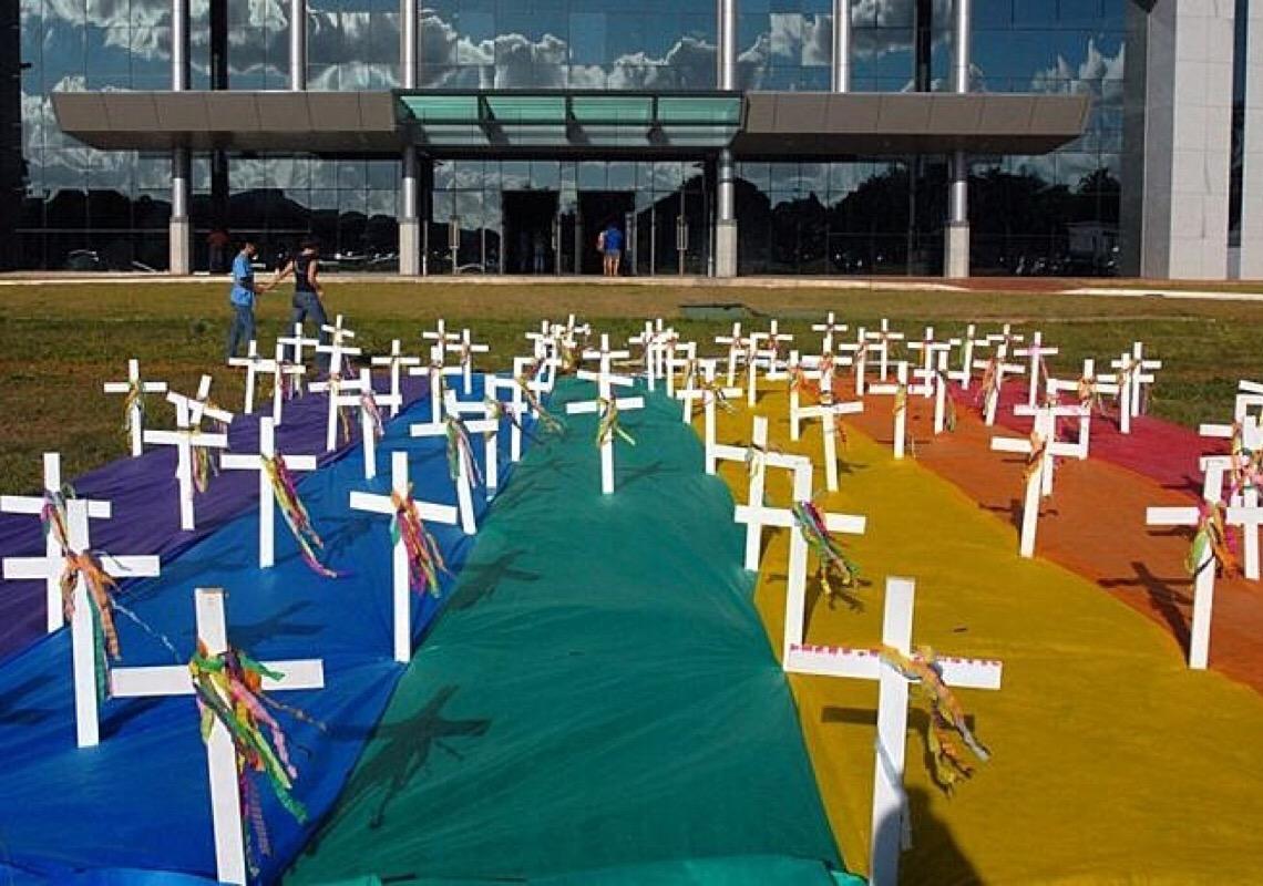Pernambuco tem o maior número de crimes violentos contra população LGBTQIA+ do Brasil