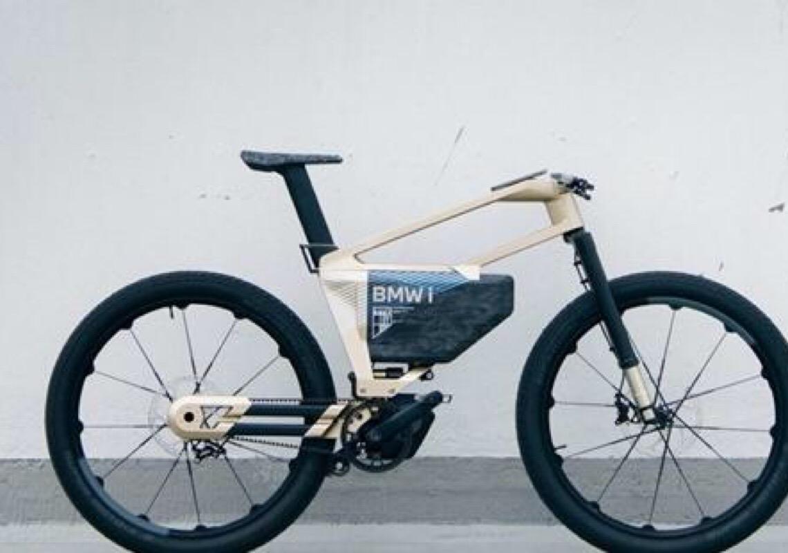 O futuro é elétrico: BMW apresenta bicicleta elétrica que chega a 60km/h