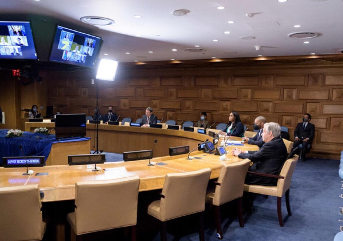 ONU pede o fim da pobreza energética e limitação das mudanças climáticas