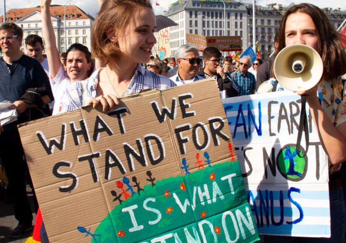 ONU e jovens defendem avanço da ação pelo clima um mês antes da COP-26
