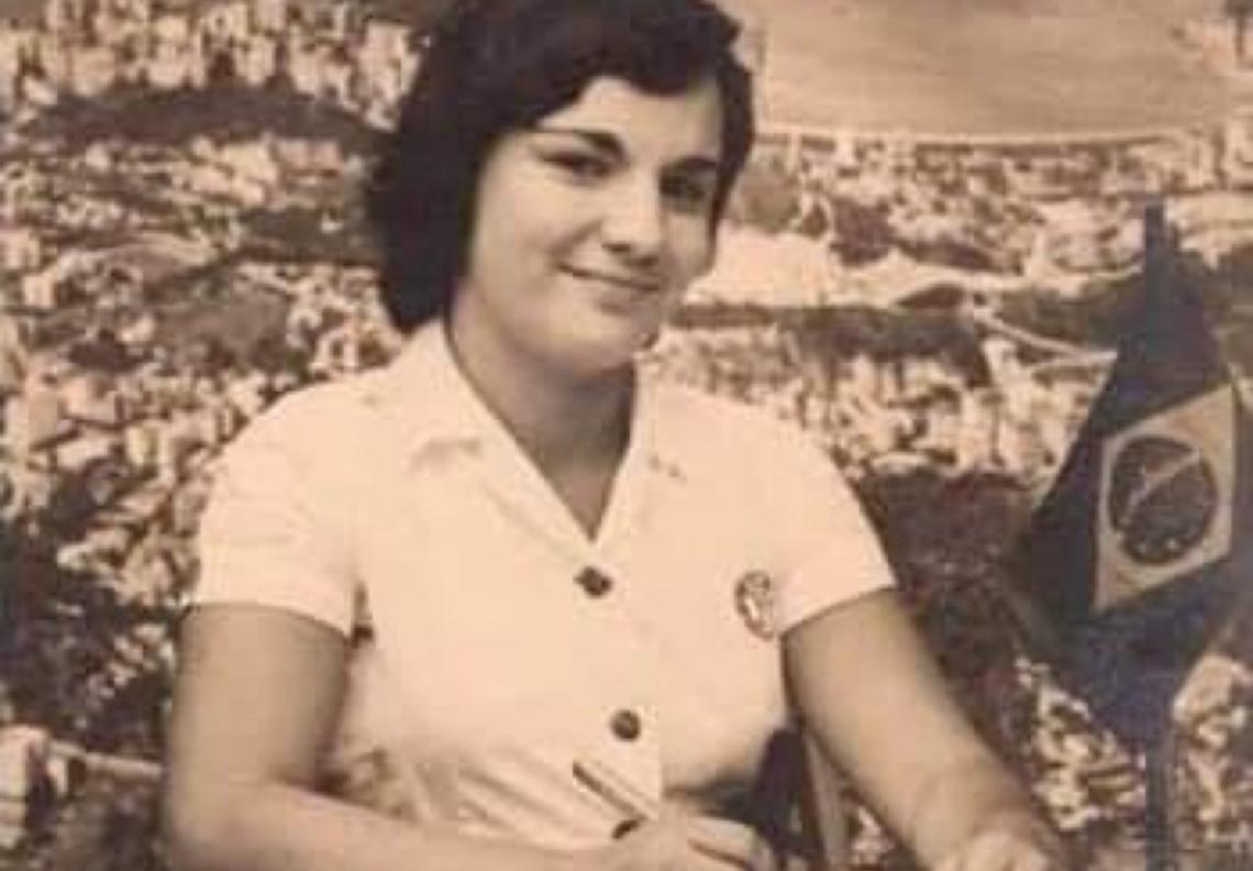 Obrigada, Professora Maria José Monsanto da Fonseca e Souza